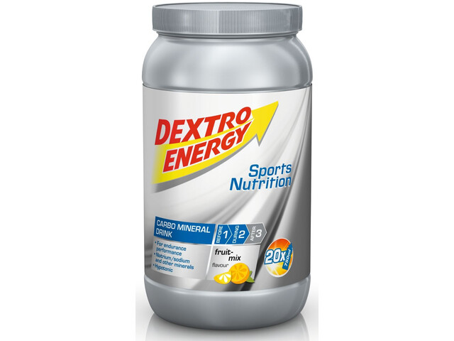 Dextro Energy IsoFast Carbo Mineral Drink Dose 1120g Fruit Mix